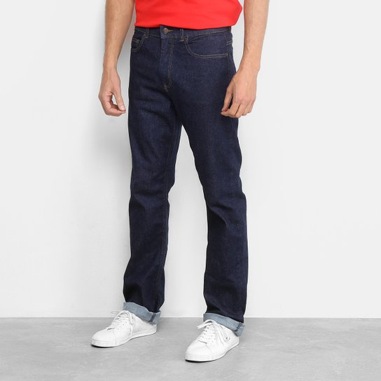 e6dbfa32be5 Calça Jeans Reta Lacoste Lisa Masculina - Jeans - Compre Agora ...