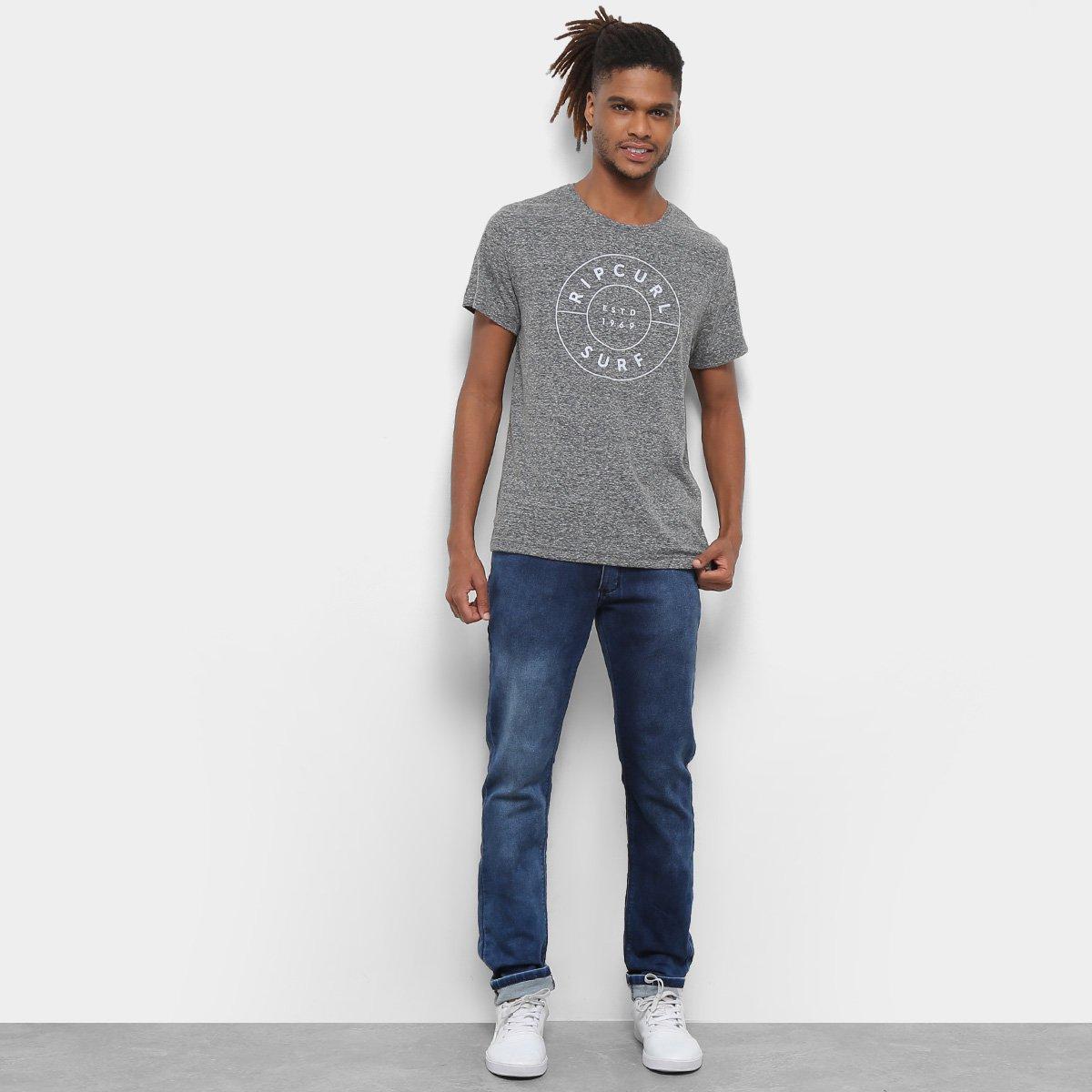 Calça Jeans Rip Curl Confort Used - Tam: 36 - 2