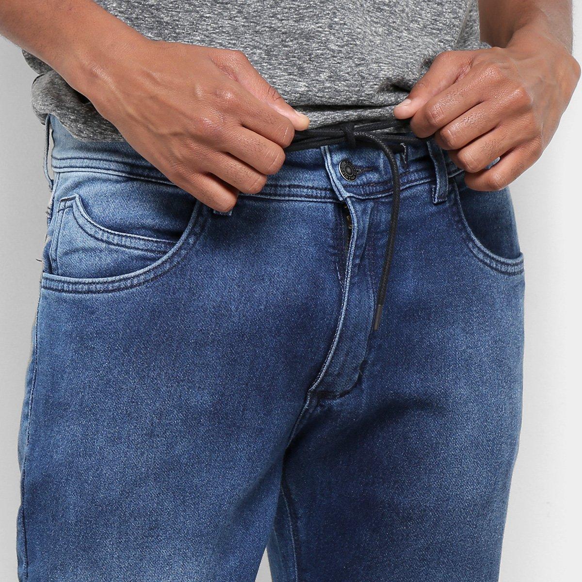 Calça Jeans Rip Curl Confort Used - Tam: 36 - 3