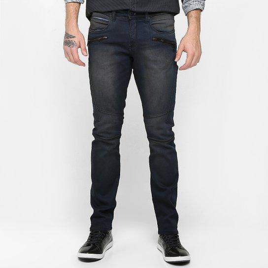 c6842f246 Calça Calvin Klein Skinny Resinada Estonada | Netshoes