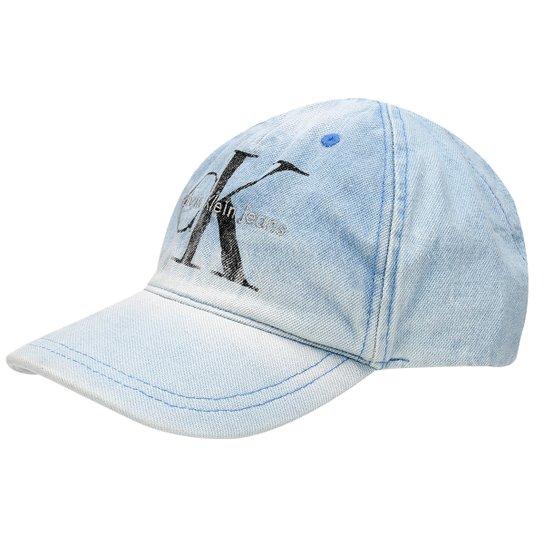 Boné Calvin Klein Jeans Logo - Compre Agora   Netshoes 00444ab586