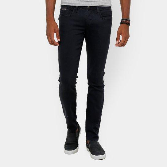 69cc1e124 Calça Jeans Skinny Calvin Klein Super Escura Masculina - Jeans ...