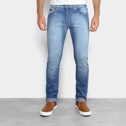 Calça Jeans Skinny Calvin Klein Estonada Masculina