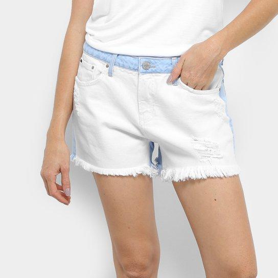be1c4f0d58 Short Jeans Calvin Klein Five Pockets Feminino | Netshoes