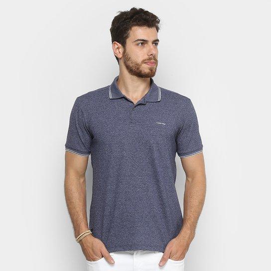 428351601 Camisa Polo Calvin Klein New York Masculina | Netshoes