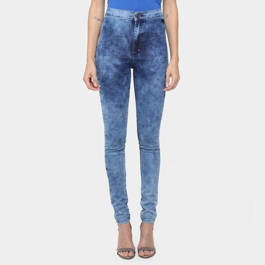 d45a4053d Calça Jeans Cavalera Legging Marmorizada - Compre Agora | Netshoes