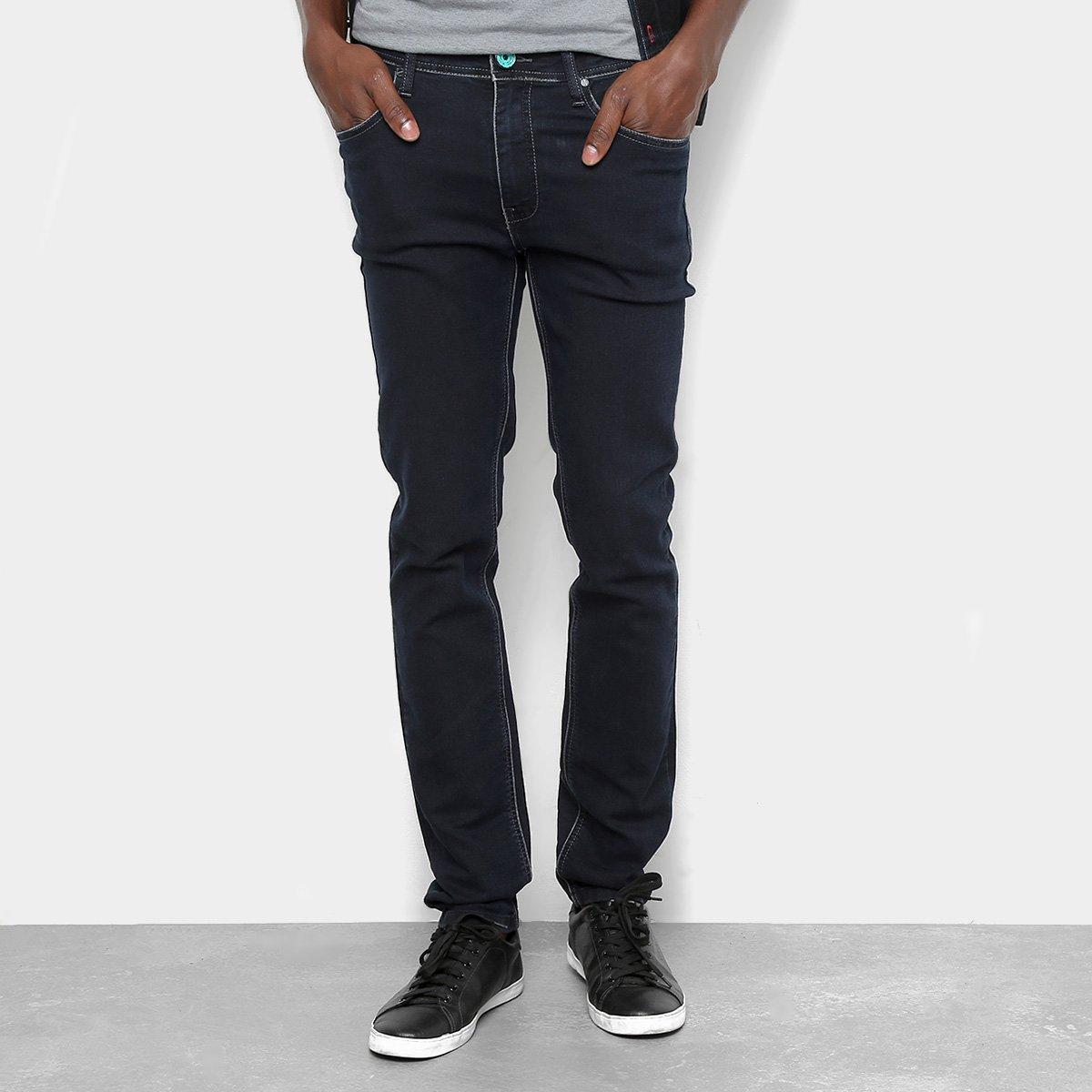 259c4bdb5 Calça Jeans Cavalera Harry Skinny Masculina