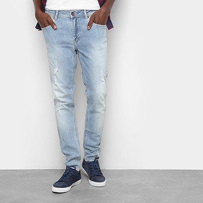 Calça Jeans Skinny Cavalera Tadeu Masculina