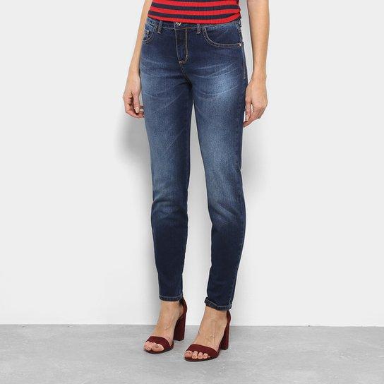 a677a088e Calça Jeans Skinny Triton Fátima Cintura Média Feminina | Netshoes