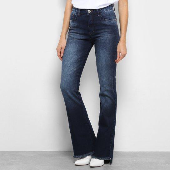 3bf5a2f24 Calça Jeans Triton Flare Cintura Média Feminina - Jeans   Netshoes
