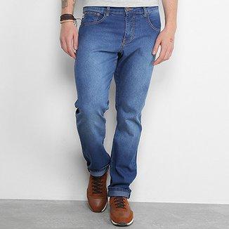 Calça Jeans Slim Triton John Regular Fit Masculina 7bc91fe6ecacd