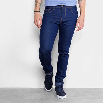 Calça Jeans Slim Triton Tradicional Masculina