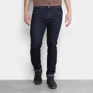 de05f1f50 Calça Jeans Slim Triton Gilson Masculina