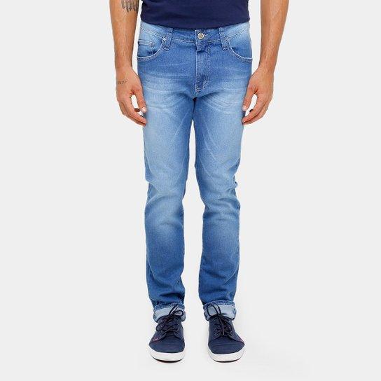 b86ca08a8 Calça Jeans Skinny Colcci Felipe Elastano Stone Masculina | Netshoes