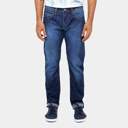 Calça Jeans Slim Fit Colcci Estonada Masculina