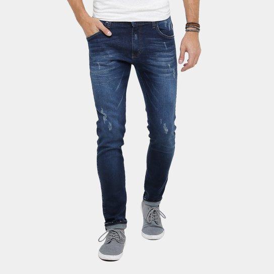 571652048 Calça Jeans Colcci Felipe Puídos Masculina | Netshoes