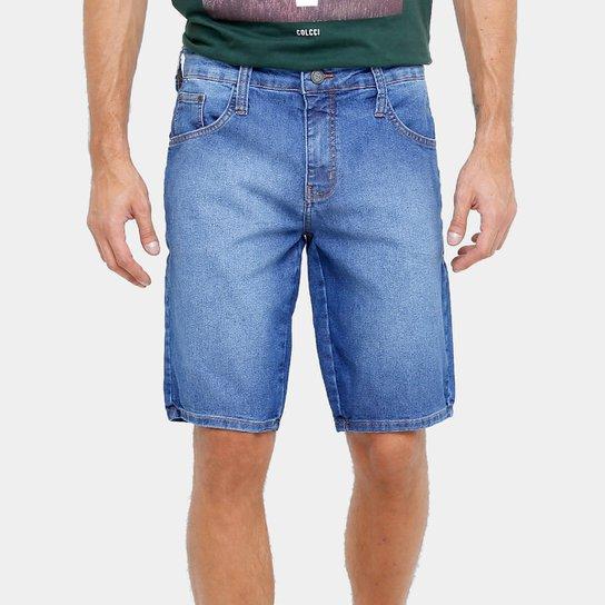6f4584008 Bermuda Jeans Colcci Índigo Masculina | Netshoes