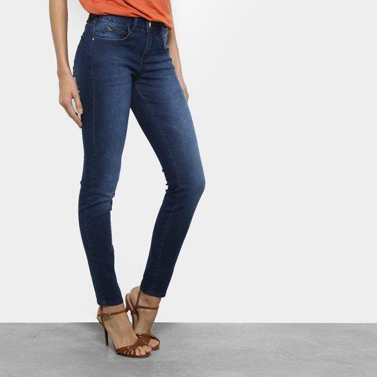1e200d6de Calça Jeans Skinny Colcci Cintura Média Feminina - Jeans - Compre ...