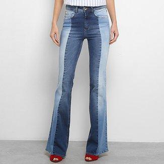 Calça Jeans Flare Colcci Boot Cut Cintura Média Feminina de01c5ea8aa