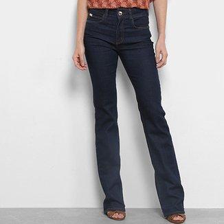 97ac4d529 Calça Jeans Flare Colcci Bia Cintura Alta Feminina