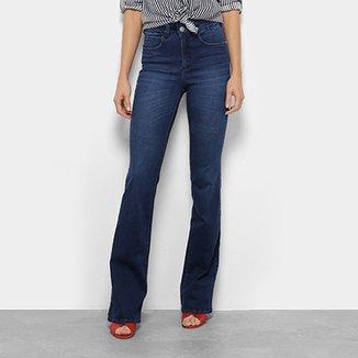 84c7fc680 Calça Jeans Flare Colcci Estonada Feminina
