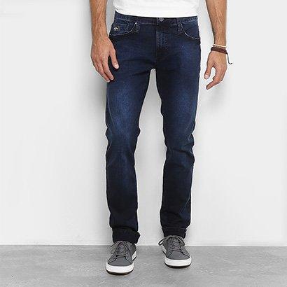 Calça Jeans Reta Colcci Estonada Masculina