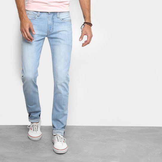 f7bbba3a34 Calça Jeans Colcci Alex Lavagem Clara Masculina - Compre Agora ...