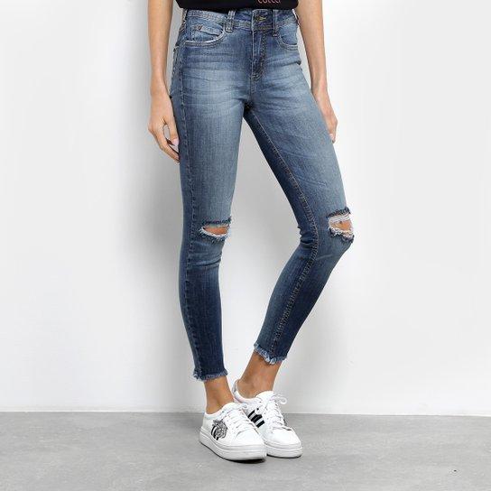 5630b83be Calça Jeans Skinny Colcci Cory Feminina   Netshoes