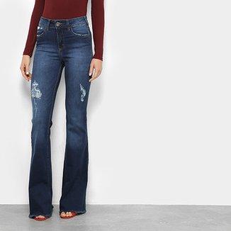 f9b818275 Calça Jeans Skinny Colcci Bia Cintura Média Feminina