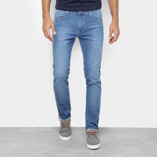 bc7e47afd Calça Jeans Slim Colcci Felipe Estonada Masculina - Azul | Netshoes