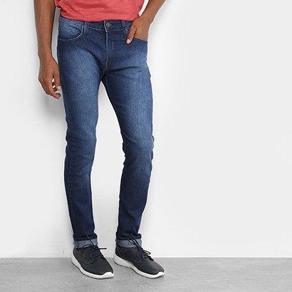 Calça Jeans Skinny Colcci Felipe Cintura Média Masculina