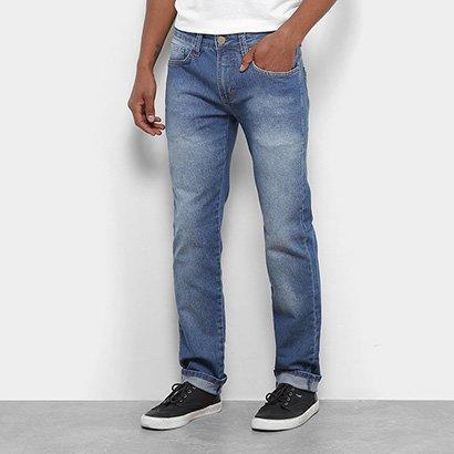 Calça Jeans Skinny Colcci Estonada Alex Masculina