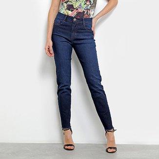 4c29d64af Calça Jeans Skinny Forum Marisa com Franja Feminina