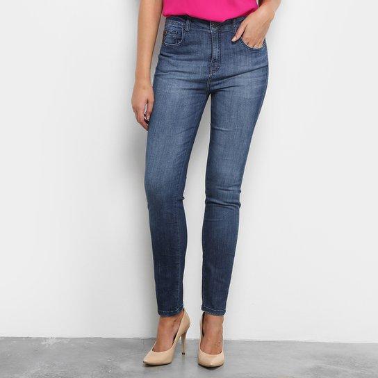 Calça Jeans Skinny Ellus Estonada Cintura Média Feminina - Compre ... 3a61b4000b9