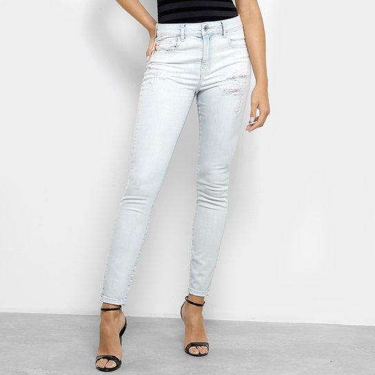 e56b9a184abac Calça Jeans Skinny Ellus Heaven Cintura Média Feminina - Jeans ...