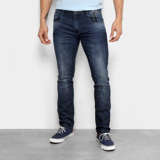 a3a75baad Calça Jeans Skinny Ellus 2nd Floor Masculina - Azul ...