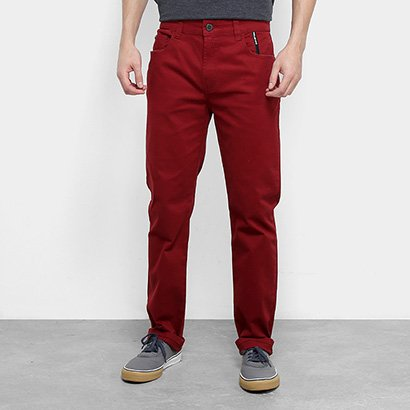 Calça Ellus 2nd Floor Color Light II (Stefan) Masculina