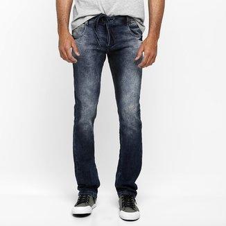 b56ba7da Calça Jeans Sawary Moletom Índigo