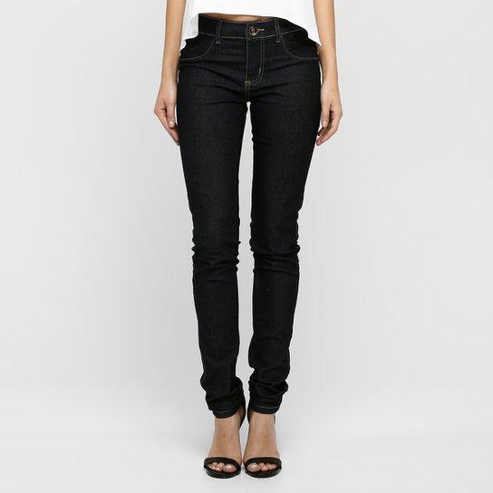 d20380a47 Calça Jeans Sawary Lavagem Escura - Compre Agora