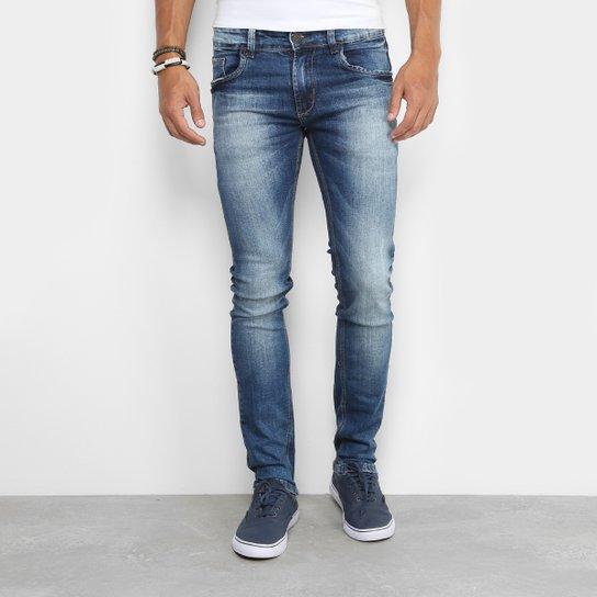 7676a2fb0 Calça Jeans Skinny Sawary Elastano Super Stone Masculina - Compre ...