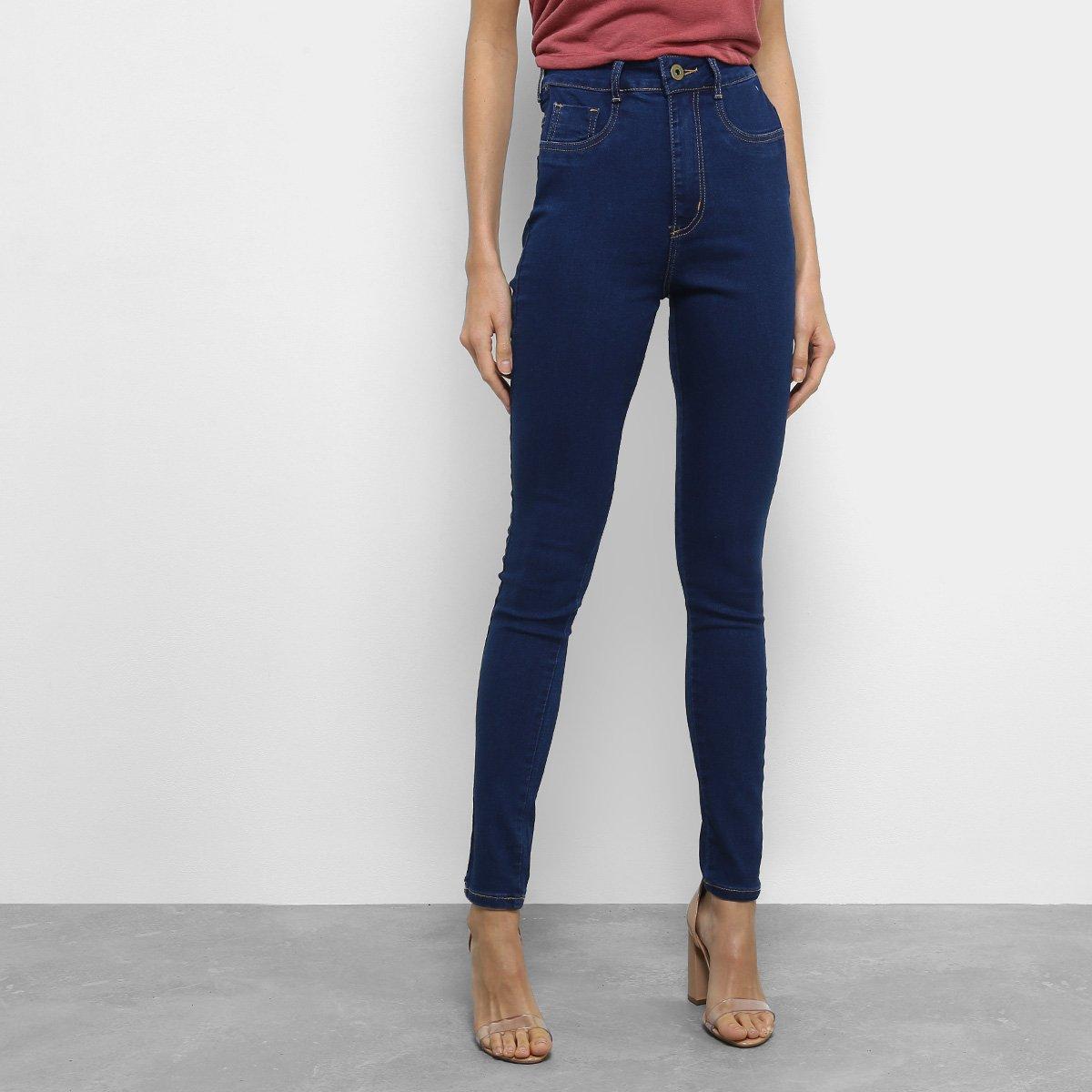 71b620da7 Calça jeans skinny sawary modeladora lavagem escura cintura alta feminina  undefined jpg 1200x1200 Undefined sawary calcas