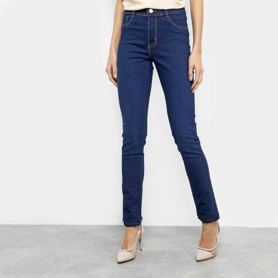 33eabb7c5 Calça Jeans Slim Sawary Hot Pants Cintura Média Feminina | Netshoes