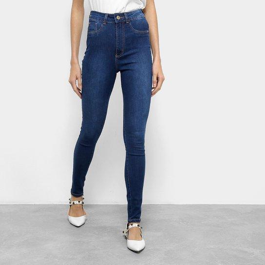 afc788531b Calça Jeans Skinny Cintura Alta Feminina - Compre Agora