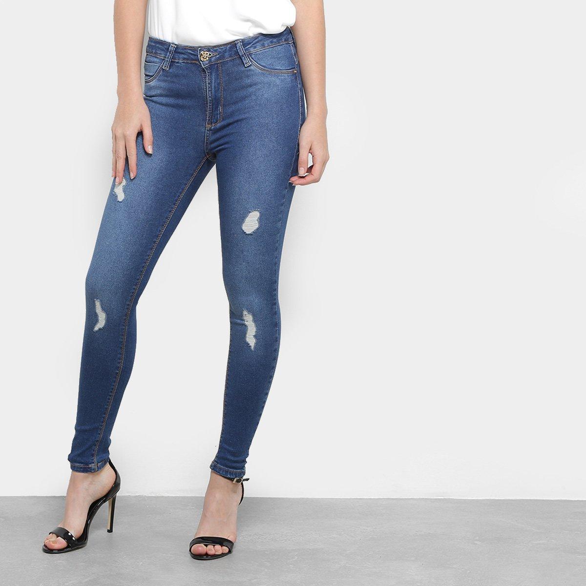 01dd0c9bf Calça jeans skinny sawary puídos cintura média feminina undefined jpg  1200x1200 Undefined sawary calcas femininas