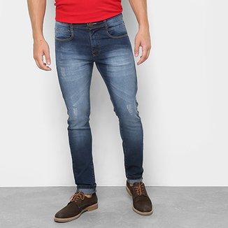 644ebc0e1 Calça Jeans Skinny Opera Rock Masculina