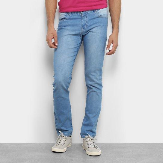 8475819629ef7 Calça Jeans Aleatory Slim Elastano Masculina - Jeans   Netshoes