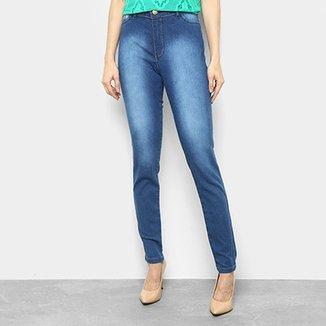 6fd3b3272 Calça Jeans Coffee Skinny Midi Feminina