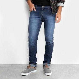 Calça Jeans Skinny Coffee Masculina 75d9bc1559068