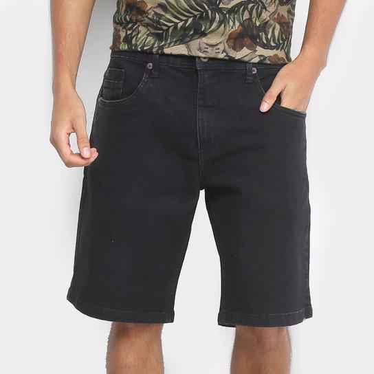 Bermuda Slim MCD Sarja Walk Masculina - Preto - Compre Agora  c1f476b85b7