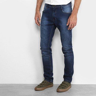 Calça Jeans Reta Dimy Hian Masculina